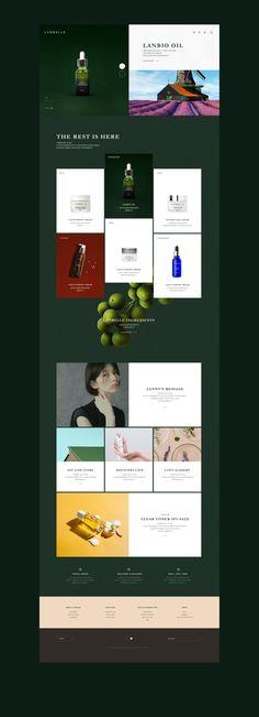 랑벨 글로벌 원스토어 워드프레스 우커머스 쇼핑몰 제작 사례 | 스튜디오 제이티 Web Layout, Layout Design, Web Design, Event Design, Projects, Shopping Mall, Desktop, Graphics, Simple