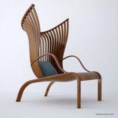 Dmitry Kozinenko Viking Chair