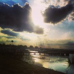 St Cloud Lakefront, FL Oviedo Florida, St Cloud, Best Cities, Clouds, Celestial, Sunset, City, Outdoor, Outdoors