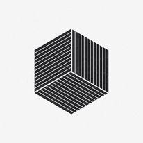 Designspiration — Design Inspiration Geometric Logo, Geometric Lines, Geometric Designs, Line Art Design, Logo Design, Living At Home, Op Art, Graphic Design Inspiration, Creative Inspiration