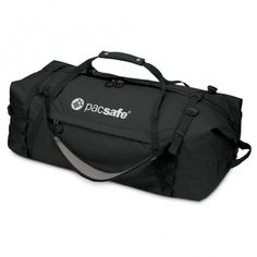 Duffelsafe AT100 anti-theft adventure duffel. For those extended adventures!