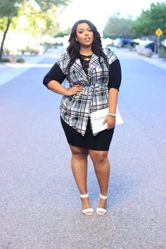 Today I will be trying a Fall favorite for the first time: plaid. I have been hesitant on wearing it because I know it go really wrong really fast. However if you're wearing it for the first time l...