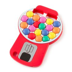 Silicone Gumball Machine Cover for iPod Touch 5 | Claire's