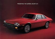 Vintage Sports Cars, Retro Cars, Vintage Cars, Jaguar Xj, Jaguar Cars, Jaguar Daimler, Xjr, Sport Cars, Cars And Motorcycles