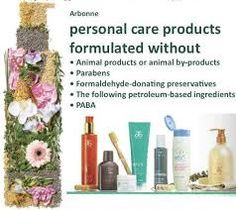 Arbonne - vegan certified botanically based health and wellness products