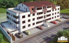 Apartamente de vanzare mihai bravu residence 8- imoneria-R1 Multi Story Building, Mansions, House Styles, Instagram, Home Decor, Decoration Home, Manor Houses, Room Decor, Villas
