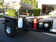 Build - Page 5 - Expedition Portal Jeep Camping Trailer, Diy Camper Trailer, Kayak Trailer, Atv Trailers, Adventure Trailers, Adventure Campers, Work Trailer, Off Road Trailer, Utility Trailer