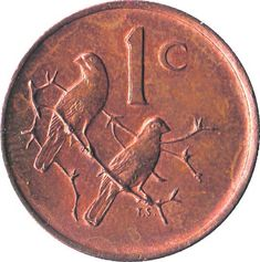 South African one cent. BelAfrique your personal travel planner… Old Coins, Rare Coins, Old Money, Out Of Africa, My Childhood Memories, Travel Planner, My Land, African History, Coin Collecting