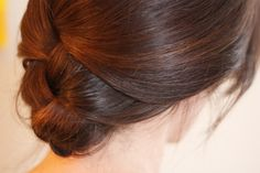 Hair Romance: 30 Days of Gorgeous Updos | whoorl