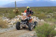 El Rally Dakar podría pasar por Tarija en 2014