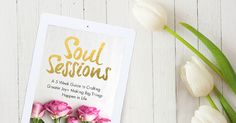 """Soul Sessions Ebook: Guide to Finding Your True Purpose   You can't help thinking """"Is this as good as it gets?"""" Is this it? Is this what happens after you get what you thought you wanted? Will the rest of your life consist of coasting along, feeling ….fine-ish? No. You deserve more - and I think you know it."""