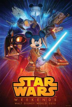 Star Wars Weekends 2015 logo & information