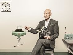 Patrick Stewart on His Craft, 21st-Century Science and Robot Ethics | Arts & Culture | Smithsonian