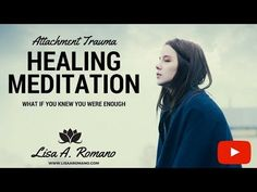 Guided Inner Child Meditation--What if You Knew Meditation - YouTube