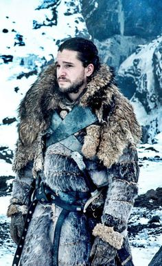 Jon Snow (7x6) Game of Thrones.