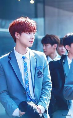 Im Young Min Produce 101 SS 2