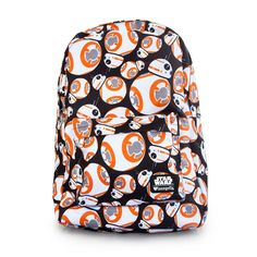 Loungefly BB-8 Star Wars Force Awakens backpack | coolest backpacks for big kids | Back to school guide 2016