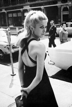 Catherine Deneuve in London, 1964, by Keystone/Hulton Archive/Getty Images