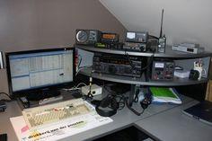 Ham Radio Desk Designs Clickon The Diagram For Photos