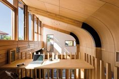 Incredible Design Office wood