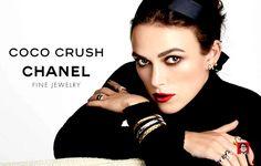 ❤️  #Keira #Knightley #coco crush #chanel