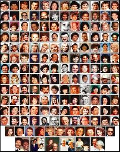 The Victims of the OKC Bombing.  Never forget them.