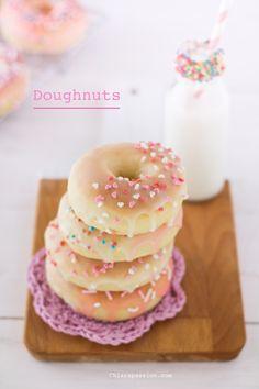 Donuts al forno | Chiarapassion