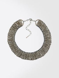 8537f33c72a1  necklace marina  rinaldi  pearls Tour de cou à petites perles Automne  Hiver 2015