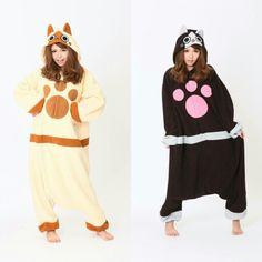 COMING SOON: Here's a sneak peek at our Monster Hunter Kigurumi which will be available later this month!  www.kigurumi-shop.com  =^^=