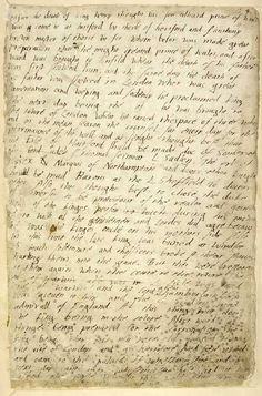Edward VI's diary-Edward VI reveals here that he and his sister Elizabeth learnt of their father Henry VIII's death from his uncle Edward Seymour, Earl of Hertford, at Elizabeth's Enfield residence on 30 January 1547.