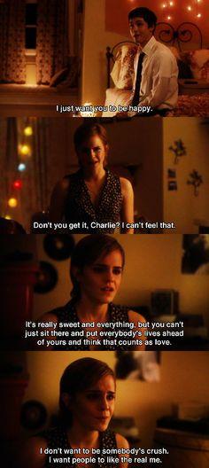 The Perks of Being a Wallflower Logan Lerman Emma Watson