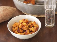 The Iron You: Coconut Oil Roasted Sweet Potatoes