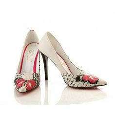 Pantofi Red Butterfly
