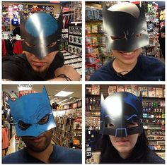 Don't forget! #BatmanDay is tomorrow! We'll have masks, capes, free books, and other fun goodies to celebrate 75 years of #Batman!