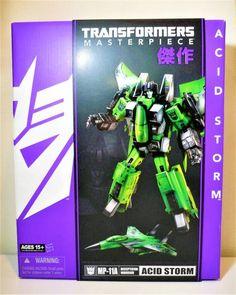 Transformers Masterpiece MP-11A Acid Storm