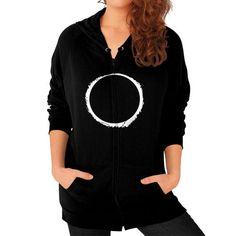 Danisnotonfire Zip Hoodie (on woman) Shirt