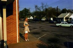 William Eggleston: Father of Color Photography   Construction dairy