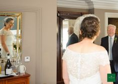 The moment Jessica's dad saww her in her wedding dress! Our bridal suite holds so many memories! 📸 by Kevin Morris Bridal Suite, Bridal Outfits, How To Do Yoga, Teeth Whitening, Healthy Weight Loss, Yoga Poses, Pregnancy, Dads, Memories