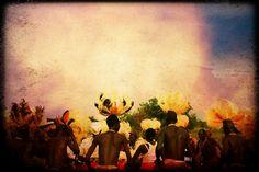 Acholi people in Uganda