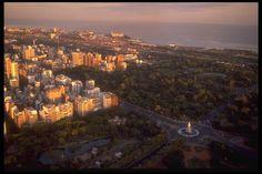 Vista aerea - Buenos Aires
