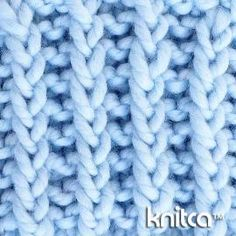 Knit Stitch Library Free : My favorites sites on Pinterest Knitting Stitches, Knitting and Stitches