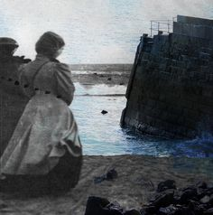 textile artist photography and mixed media - Carolyn Saxby Textile Art St Ives Cornwall Carolyn Saxby, St Ives Cornwall, Beast From The East, Pretty Beach, Through The Window, Art Archive, How To Make Tea, Shipwreck, Textile Artists