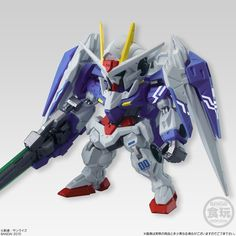 BANDAI FW GUNDAM CONVERGE ♯17 All 6 type set Japan import NEW Figure