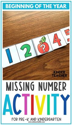 Counting math centers for the beginning of the year for kindergarteners. Using hands-on activities, students will practice counting and identifying numbers 1 to 10 using ten frames, their fingers, drawing pictures, and partner activities. Discover new ways to teach these concepts and download a freebie too! Kindergarten First Week, Kindergarten Special Education, Number Sense Kindergarten, Number Sense Activities, Kindergarten Worksheets, Hands On Activities, Student Learning, Pictures To Draw, Drawing Pictures