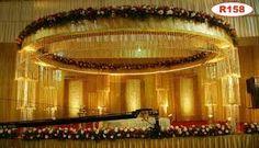 Related image Wedding Hall Decorations, Marriage Decoration, Wedding Stage Design, Wedding Mandap, Wedding Ceremonies, South Indian Weddings, Wedding Events, Wedding Ideas, Dream Wedding