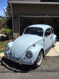 Your source for '67 Volkswagen Beetle restoration tips, tutorials, interviews, and classifieds. Curated by Eric Shoemaker.