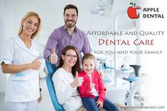 Apple Dental – one of the best dental clinic in Merced offering a variety of services and treatments to care for your teeth. Our professional dentists provide high quality treatment and affordable services. Dental Braces, Dental Teeth, Dental Implants, Dental Care, Teeth Whitening Cost, Wisdom Teeth Removal, Affordable Dental, Teeth Straightening, Root Canal