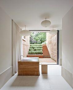 simplicity love: House Renovation, London | Sevil Peach