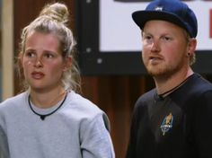 It was the double room, double reveal, double whopper shocker last night on  The Block NZ: Villa Wars . Brooke and Mitch got disqualified, and so were Jeremy and Cat. The dumped four - New Zealand Herald