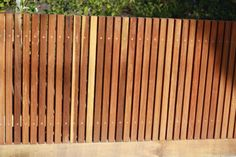 Batten Fences - Top Class Fencing and Gates